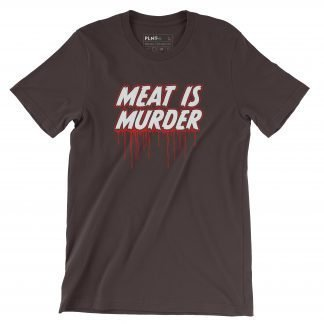 Vegan T-shirt – Meat is Murder